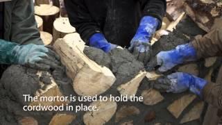 Building Cordwood
