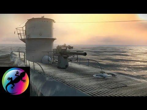 WWII German Submarine U-1206 Sunk by Its Own Toilet
