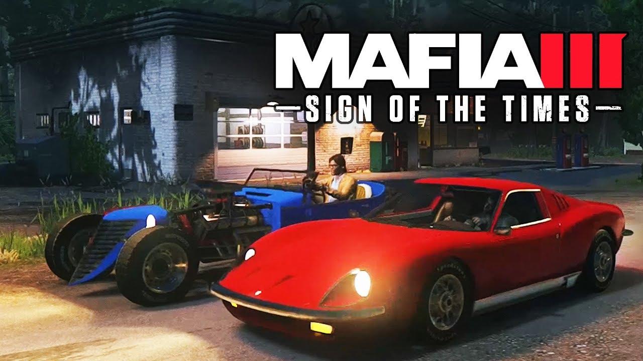 Zagrajmy w Mafia III – Znak czasu DLC – #5 – BONUS! – 4K