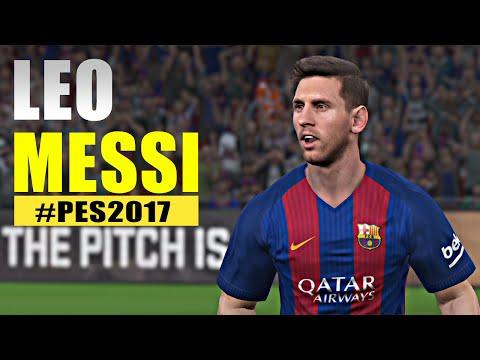 PES 2017 - Leo Messi