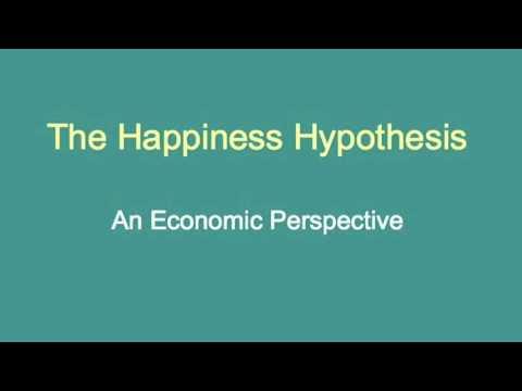 Hedonic Treadmill-Economics