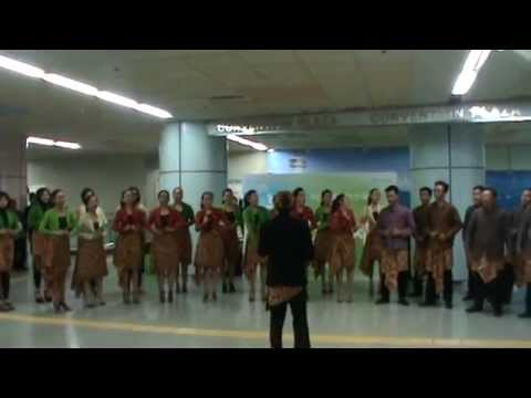 Voca Erudita - Romo Ono Maling (Sing-sing Train BCFC 2014)