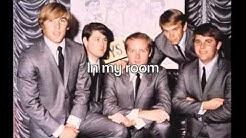 In My Room - The Beach Boys (with lyrics)