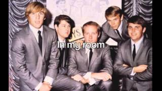 In My Room - The Beach Boys (with lyrics)