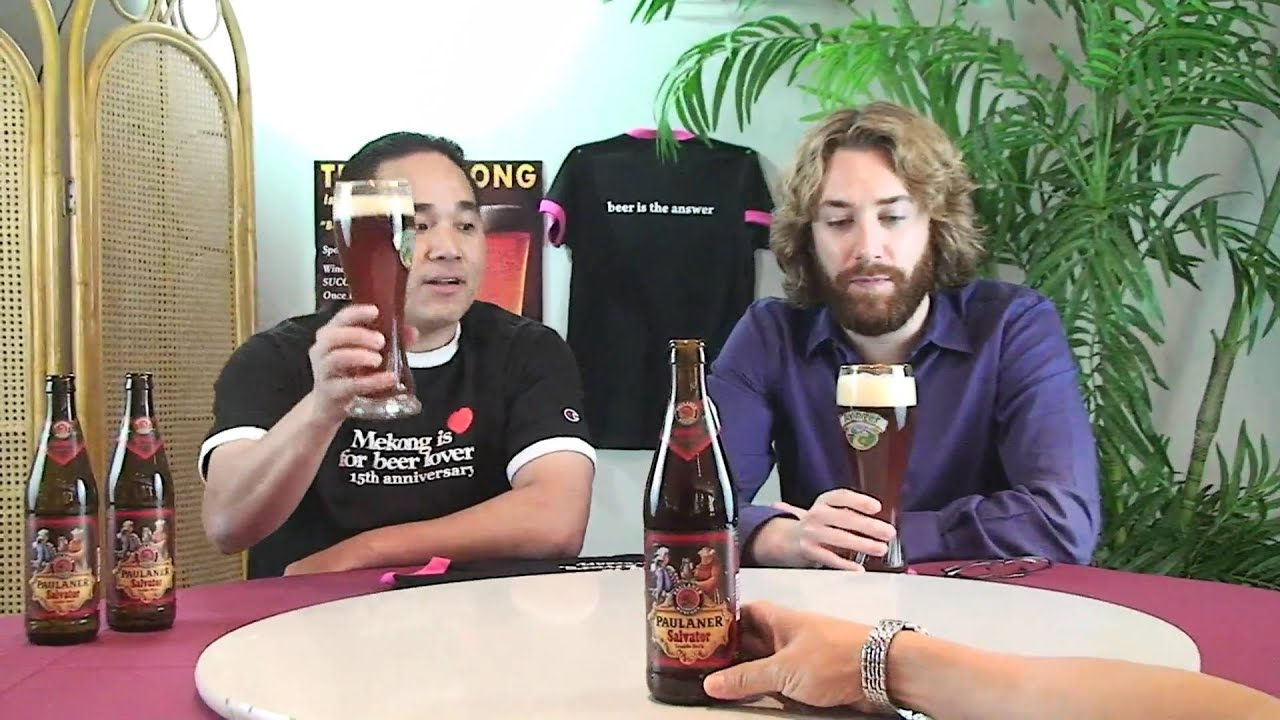 An Mekong Review Paulaner Salvatore Doppelbock Lager Richmond VA ...