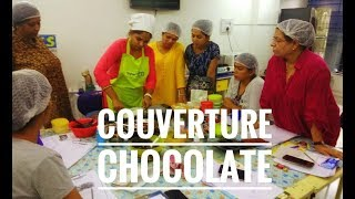 Couverture Artisan Chocolate Course in Pune | Learn Foreign Chocolates in Pune | Knowbbies