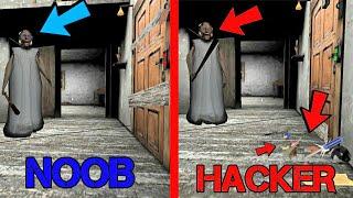 HACKER VS NOOB IN GRANNY