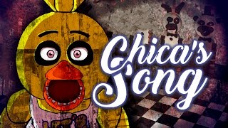 "CHICA'S SONG By iTownGamePlay - ""La Canción de Chica de Five Nights at Freddy's"""