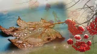 Я осень  Исполняет Муслим,Стихи Анна Гетьман