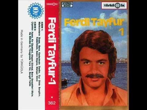 Ferdi Tayfur - Sana Kaderimsin Dedim (Türküola MC 362) (1976)
