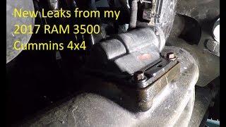 Dodge ram 3500 cummins 5 9 12v24v diesel front crank seal