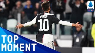 Dybala Scores the Winner After CR7 Substitution!  | Juventus 1-0 Milan | Top Moment | Serie A
