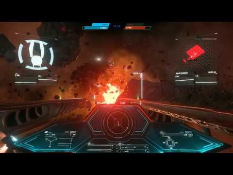 TAW - Arena Commander - Practice Dogfight (Fatal Flaw - Banu Defender)