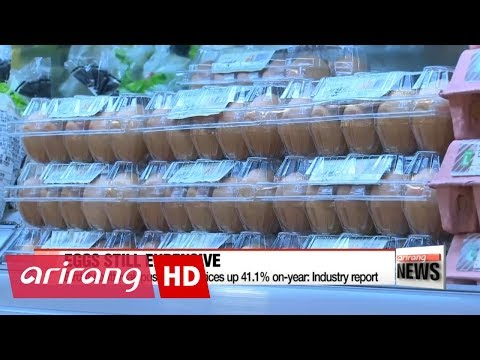 Egg prices expected to soar until Chuseok