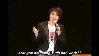 Dayo Wong 黃子華 on Employers and Employees (English sub)