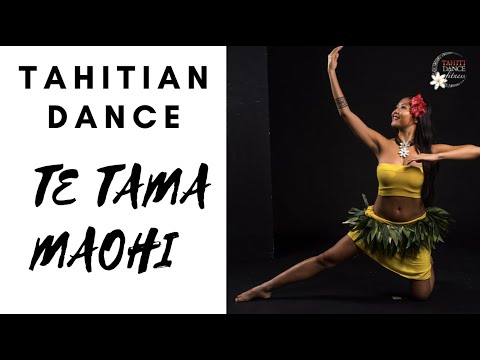 LEARN Te Tama Maohi  - All Levels Tutorial / Choreography - Tahitian Dance thumbnail