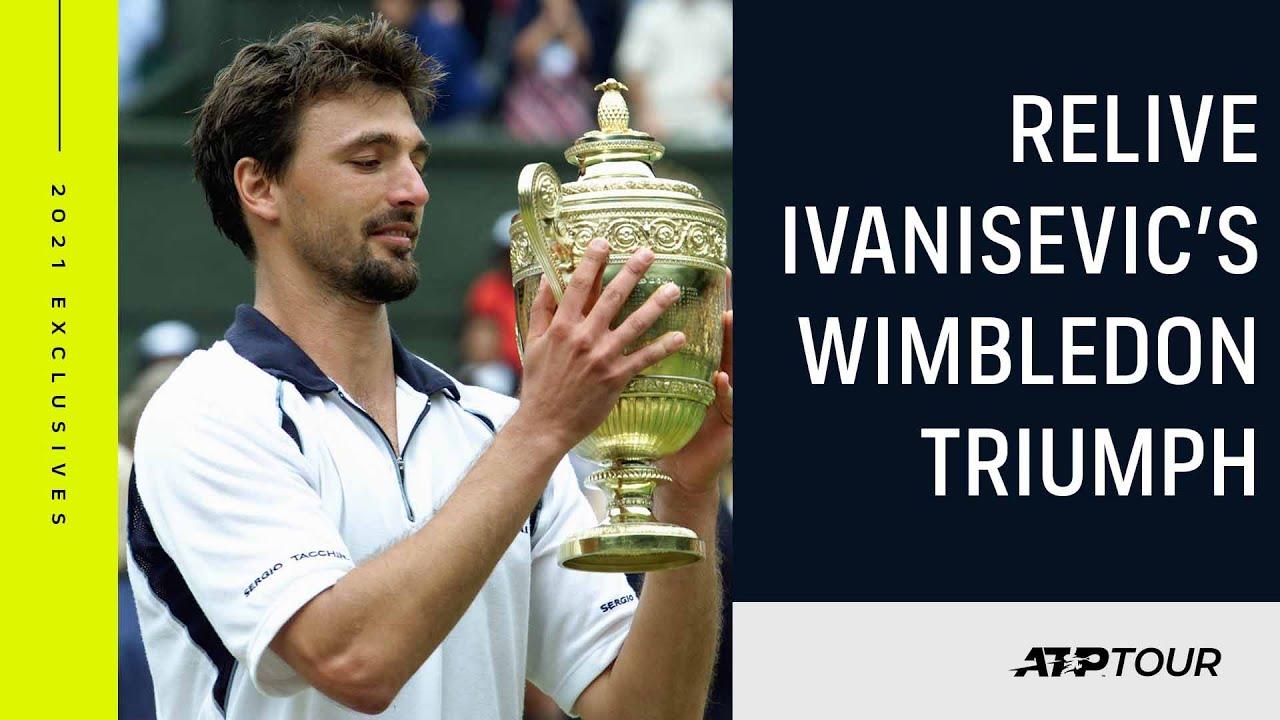 Goran Ivanisevic: Wild Card To Wimbledon Champion