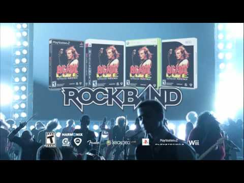 AC/DC LIVE Rock Band Track Pack - TV Spot 'Let There Be Rock'