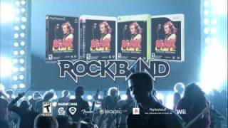 AC/DC LIVE Rock Band Track Pack - TV Spot
