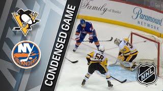 03/20/18 Condensed Game: Penguins @ Islanders