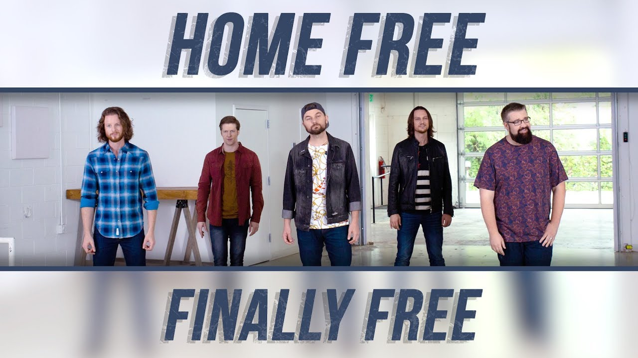 Video: Niall Horan - Finally Free (Home Free Cover)