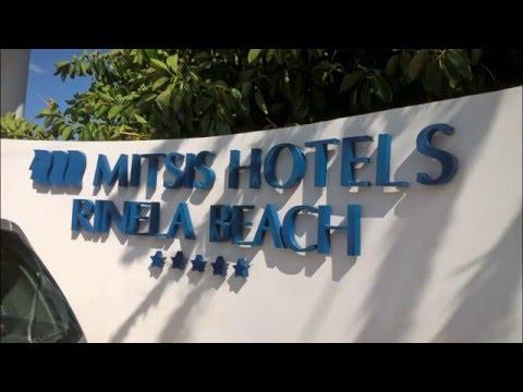 Kreta, Hotel Mitsis Rinela Beach