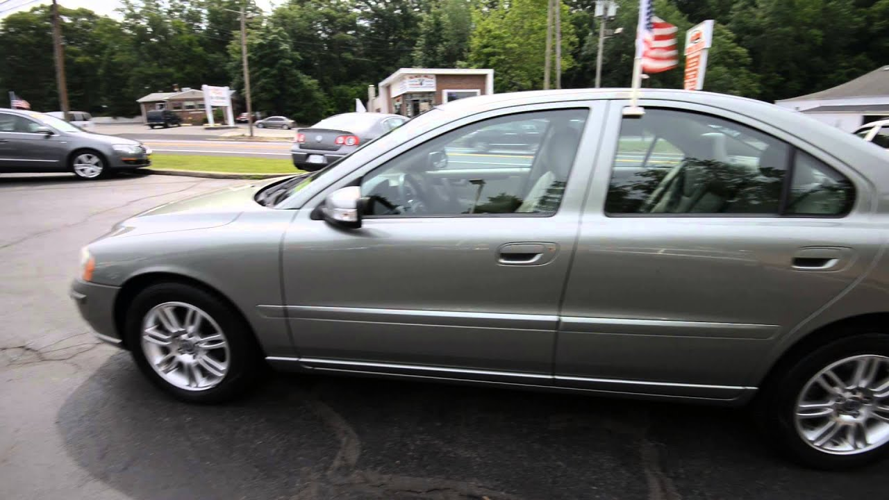 2007 volvo s60 2 5t awd stk p2711a for sale at trend motors used car center in rockaway nj. Black Bedroom Furniture Sets. Home Design Ideas