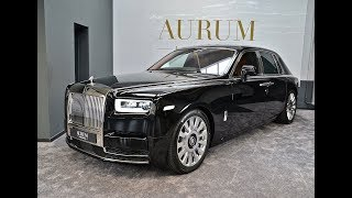 Rolls Royce Phantom VIII *SWB* by AURUM International