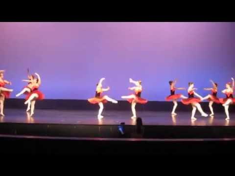 Don Quixote - group ballet 2014 SDF dress rehearsal