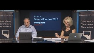Nevada Independent Midterm Election Results Show