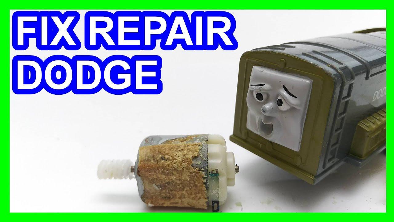 Fix repair Dodge Trackmaster Thomas & friends Thomas y sus amigos 托馬斯和朋友 Томас и друзья