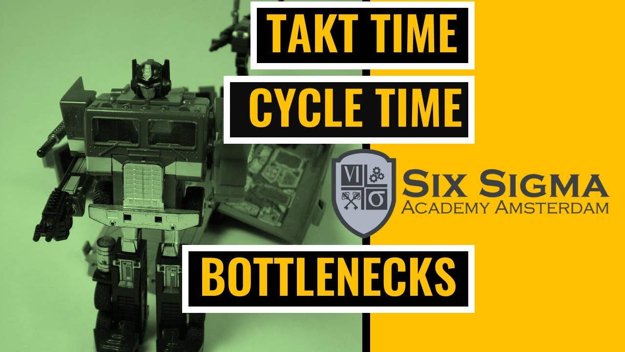takt time  cycle time and bottlenecks explanation