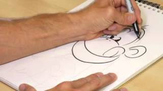 How to Draw a Monkey With a Banana