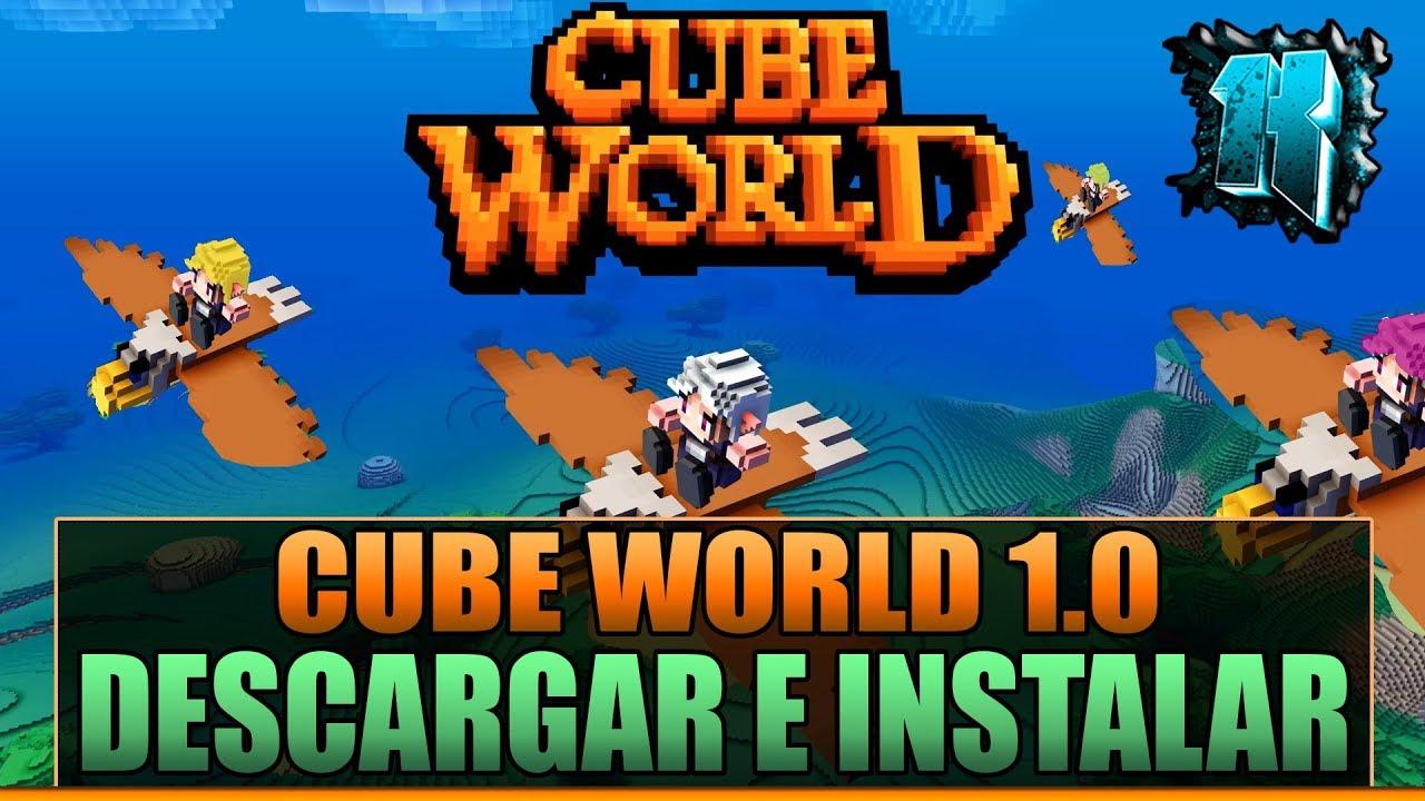 DESCARGAR Cube World Online 2019 EN ESPAÑOL P…
