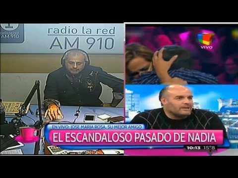 Nadia tiene mucha bronca con la gente de Carlos Casares