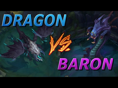 CAN ELDER DRAGON BEAT BARON NASHOR Sandbox Mode [League of Legends]