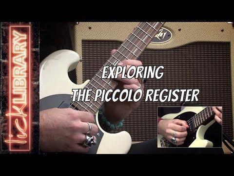 Exploring The Piccolo Register   Nick Jennison