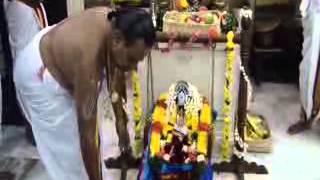 Swami Desikan Arulappadu Pushpa Yagam on Thirunakshtra dinam Mumbai Desika Sabha