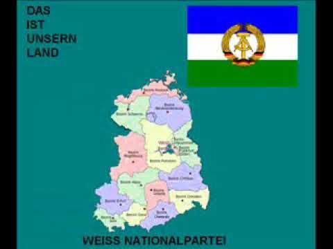 Deutsche Nationaldemokratische republik