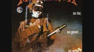 Megadeth-So Far, So Good... So What?-Set The World Afire