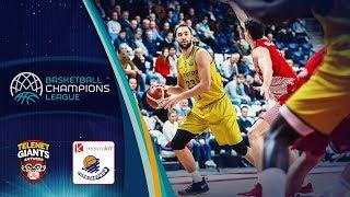 Telenet Giants Antwerp v Montakit Fuenlabrada - Highlights - Basketball Champions League 2018-19