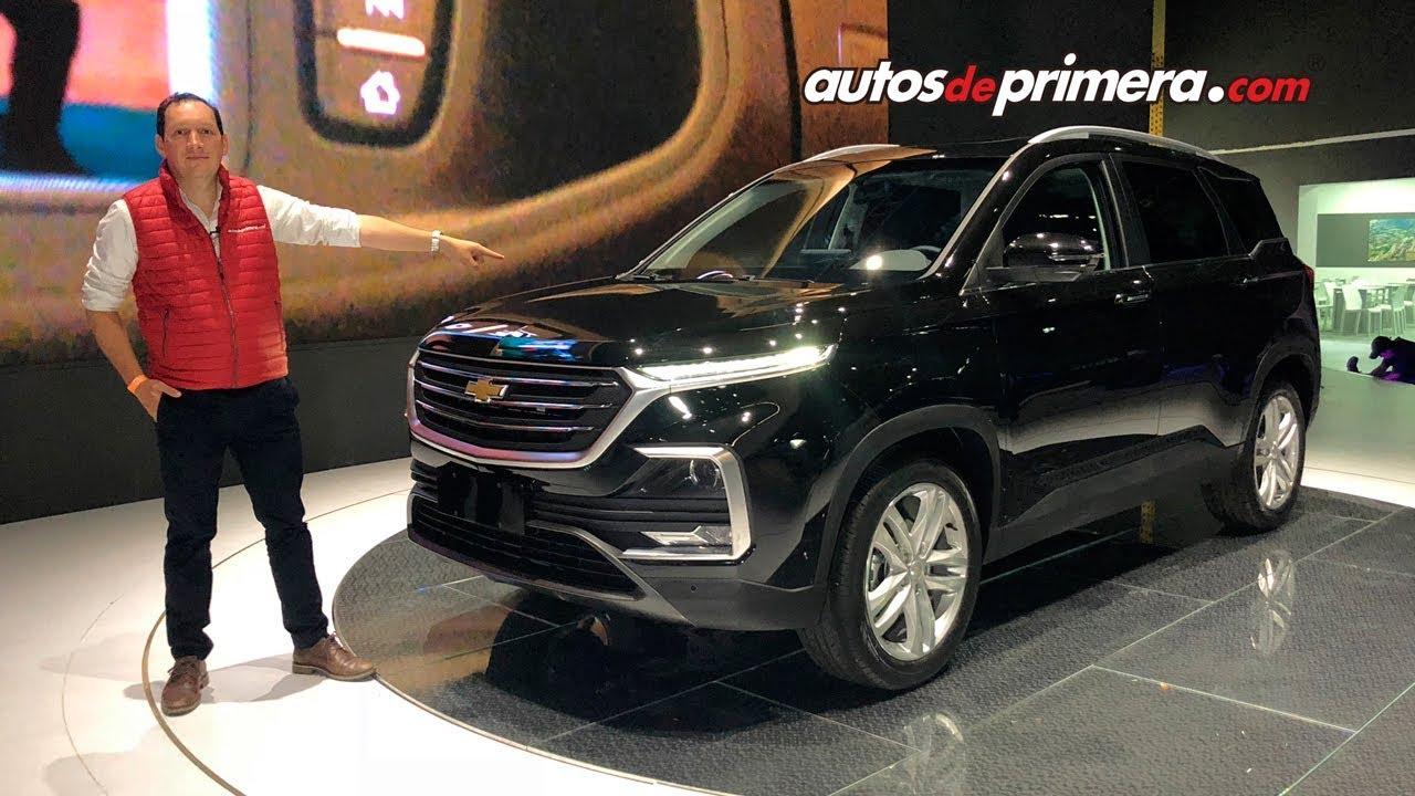 chevrolet captiva 2020 ecuador precio - cars trend today