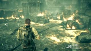 Spec Ops: The Line - White Phosphorus
