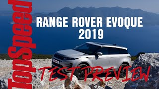 TEST PREVIEW Land Rover Evoque na Peloponezu!