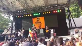 Captured Land LIve-Chronixx- Live at Central Park Summer Stage 07262014