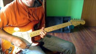 The Jimi Hendrix Experience - Little Wing (SRV) Guitar Cover
