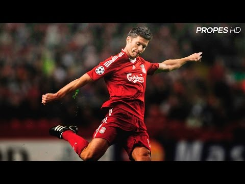 Xabi Alonso ● Best goals for LIVERPOOL | HD