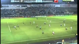 Ponte Preta 2 x 2 Flamengo - Campeonato Brasileiro Série A 2012 - 06/06/2012 - Jogo Completo