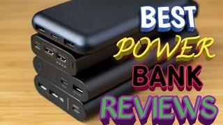 BEST POWER BANK REVIEWS