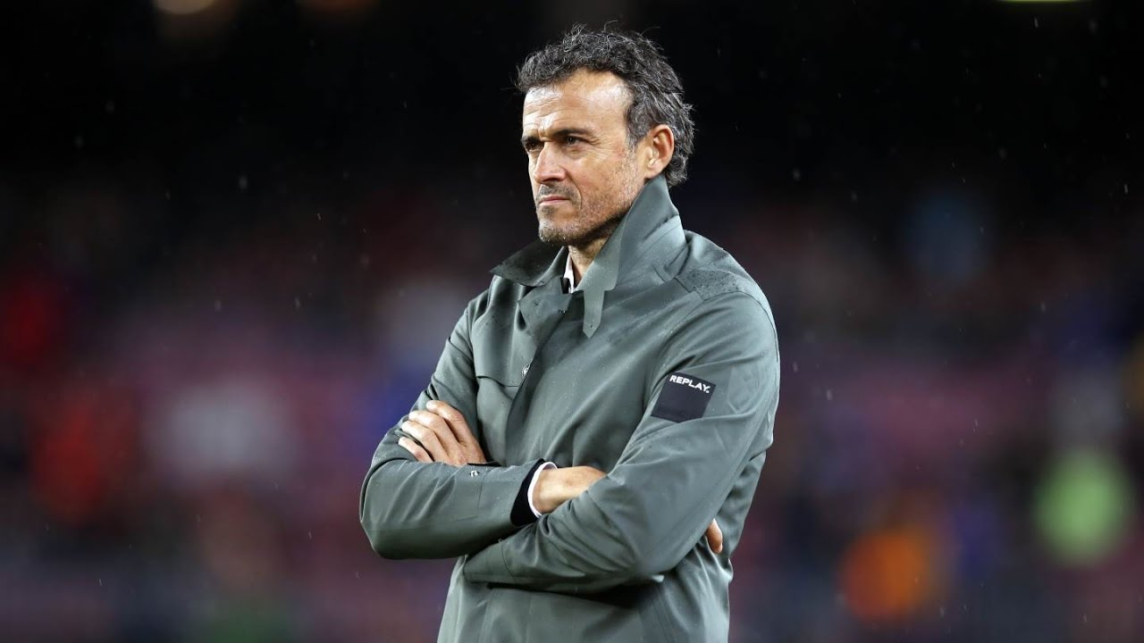 Happy birthday Luis Enrique! - YouTube